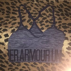 Under Armour XS Sports Bra Like New Condition